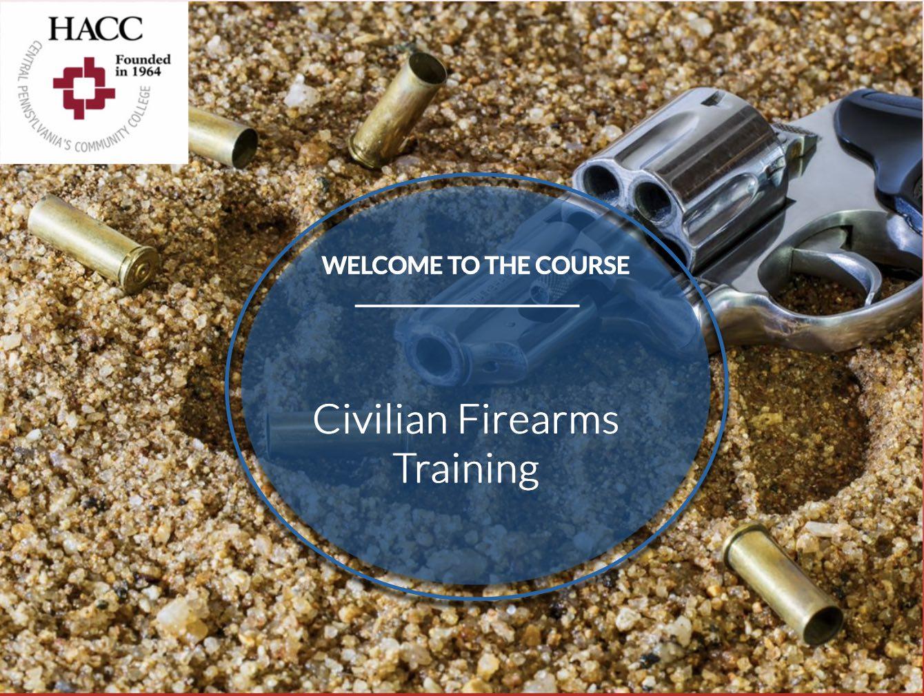 Basic Handgun Marksmanship and Safety for Civilian (CE401_CRN60419)